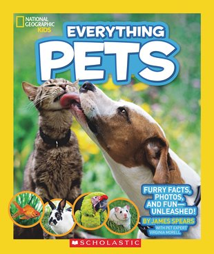 National Geographic Kids: Everything Pets