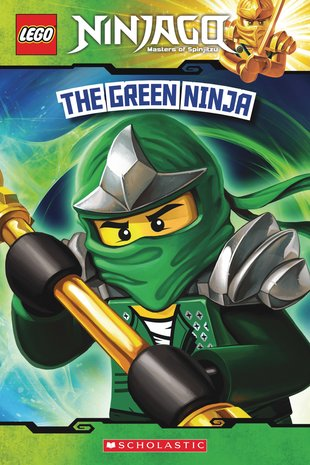 LEGO Ninjago: Masters of Spinjitzu - The Green Ninja