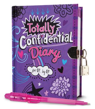 Totally Confidential Diary