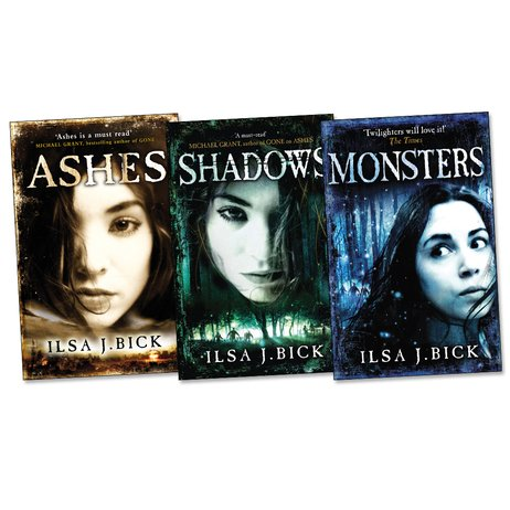 The Ashes Trilogy