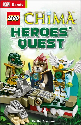 LEGO Legends of Chima: Heroes' Quest