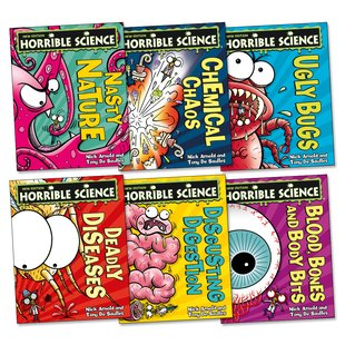 Horrible Science Pack (Junior Editions)