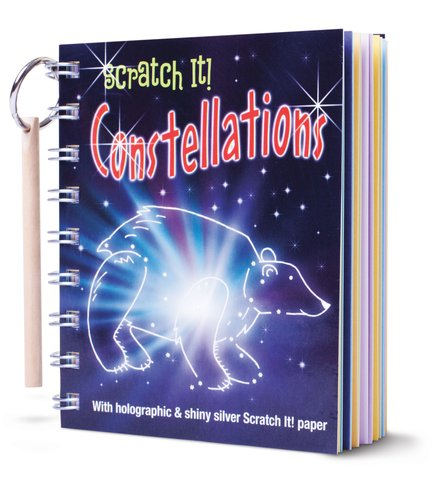 Scratch It! Constellations