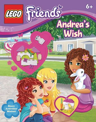 LEGO Friends: Andrea's Wish
