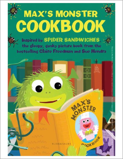Spider Sandwiches recipes