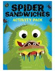 Spider Sandwiches Activity Pack (8 pages)