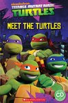 Teenage Mutant Ninja Turtles: Meet the Turtles! (Book and CD)