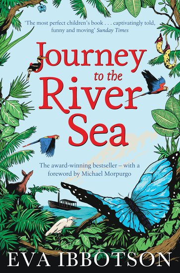 Journey to the River Sea - Scholastic Shop