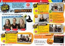 Culture Crew: Halloween