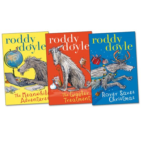 Roddy Doyle Pack x 3