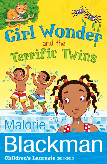 Girl Wonder and the Terrific Twins
