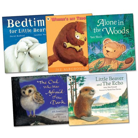 Snuggle-Up Picture Book Pack