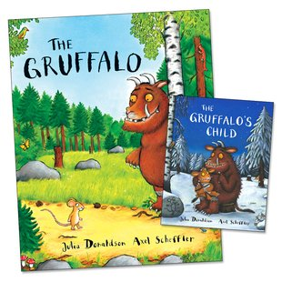 Gruffalo Mini:Gruffalo's Child