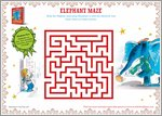 Slightly Annoying Elephant maze