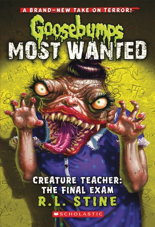 Creature Teacher - The Final Exam