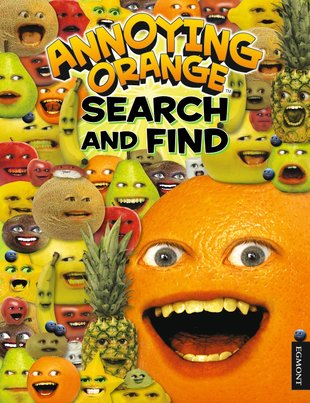 Annoying Orange: Search and Find