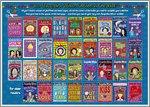 Jacqueline Wilson Christmas Activity Pack (11 pages)