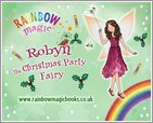 Robyn the Christmas Fairy wallpaper