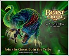 Beast Quest Anoret the First Beast wallpaper