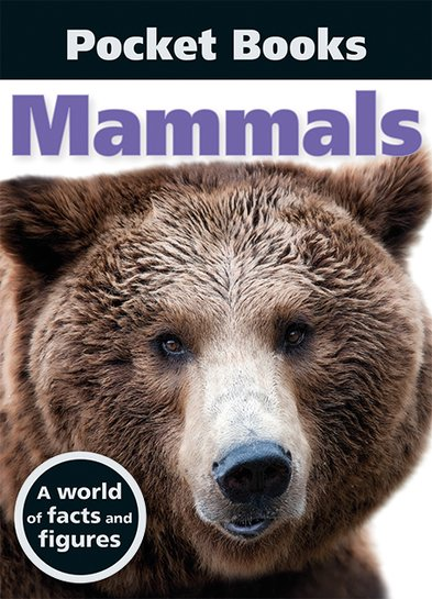 Pocket Books: Mammals