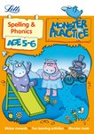 Monster Practice: Spelling and Phonics (Ages 5-6)