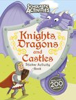Knights, Dragons and Castles Sticker Activity Book