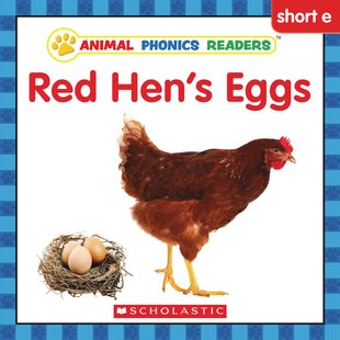 Animal Phonics Readers: Red Hen's Eggs