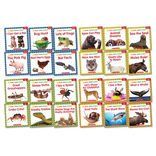 Animal Phonics Readers Pack