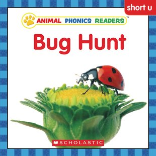 Animal Phonics Readers: Bug Hunt