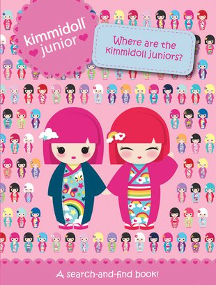 Where Are the Kimmidoll Juniors?
