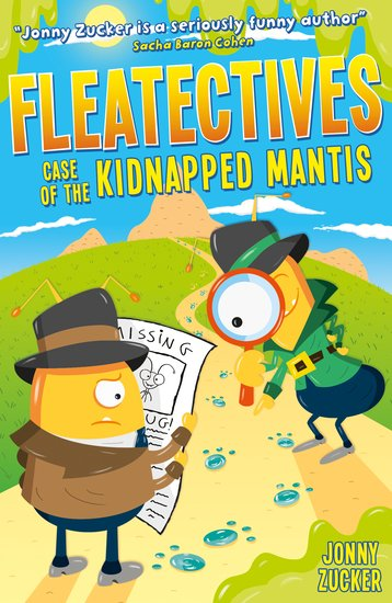 Case of the Kidnapped Mantis