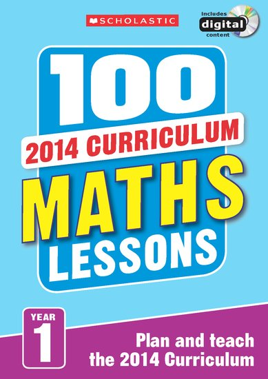 100 Maths Lessons Pack