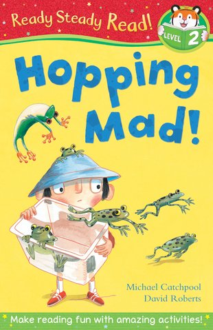 Ready, Steady, Read! Hopping Mad