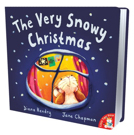 The Very Snowy Christmas (Board Book)