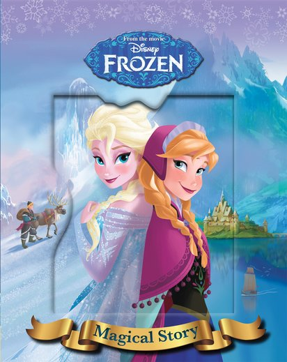 Disney Frozen: Magical Story