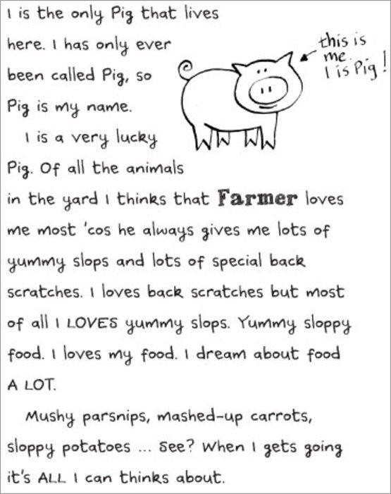 Pig #1: The Unbelievable Top Secret Diary of Pig - Scholastic Shop