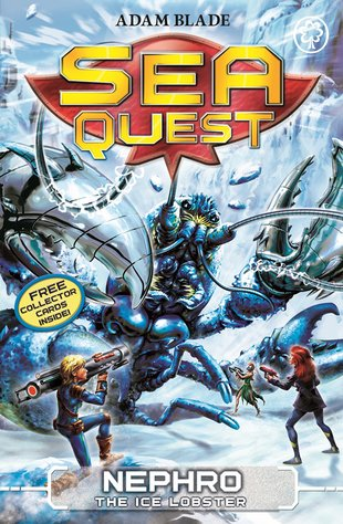 Sea Quest: Nephro the Ice Lobster