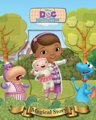 Doc McStuffins: Magical Story