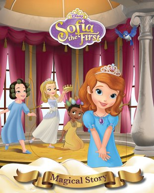 Sofia the First: Magical Story