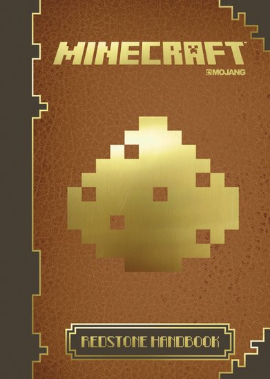 Minecraft: The Official Redstone Handbook - Scholastic Shop