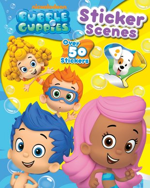 Bubble Guppies: Sticker Scenes