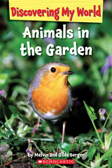 Discovering My World: Animals in the Garden