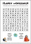 The Dinosaur That Pooped a Planet wordsearch