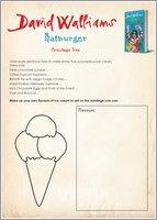 Ratburger drawing