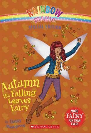 Rainbow Magic: Autumn the Falling Leaves Fairy