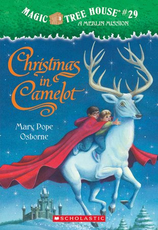 Magic Tree House: Christmas in Camelot