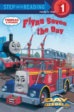 Step into Reading: Thomas and Friends – Flynn Saves the Day