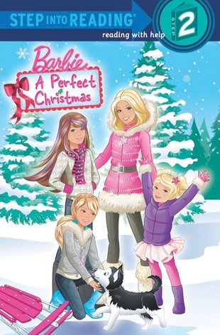 Step into Reading: Barbie – A Perfect Christmas