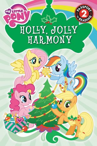 My Little Pony: Holly, Jolly Harmony