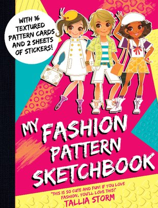 My Fashion Pattern Sketchbook
